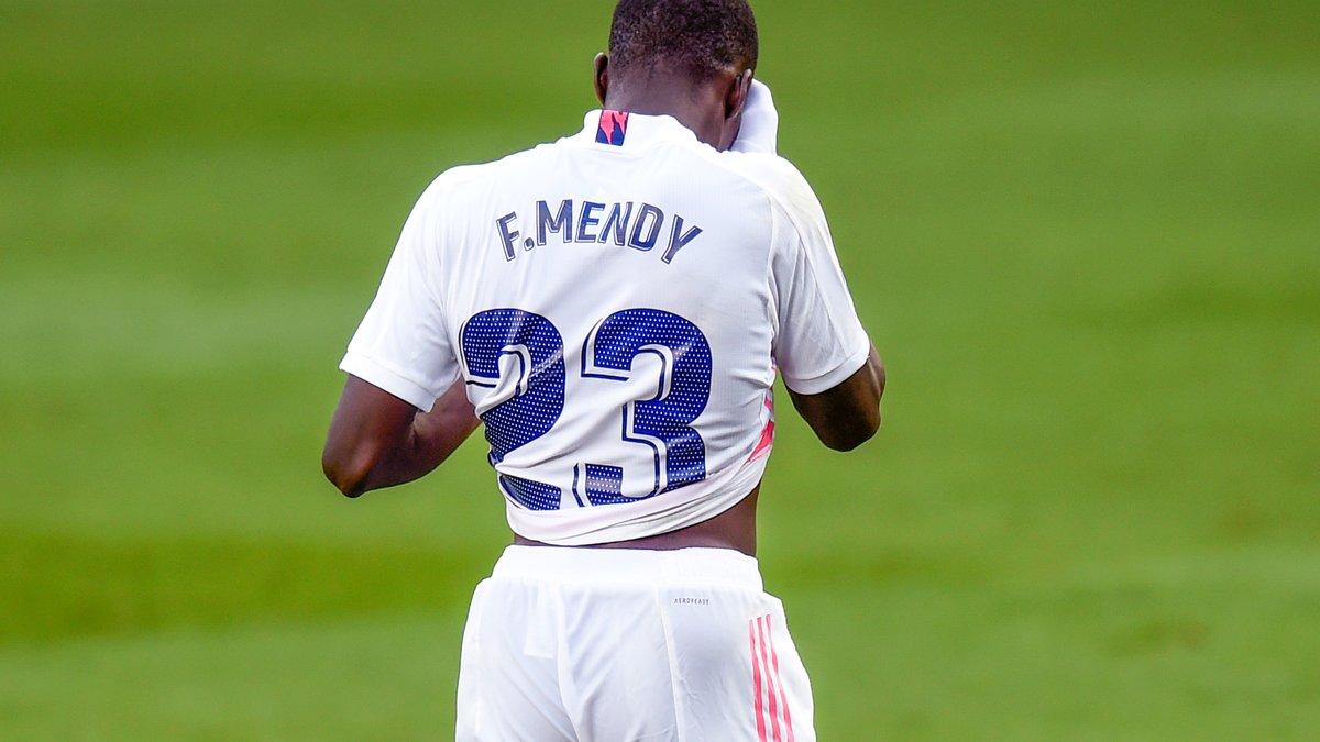 Ferland Mendy retourne à l'infirmerie.