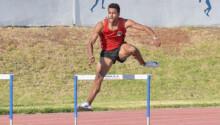 Mohamed Amine Touati, tunisien spécialiste 400m haies