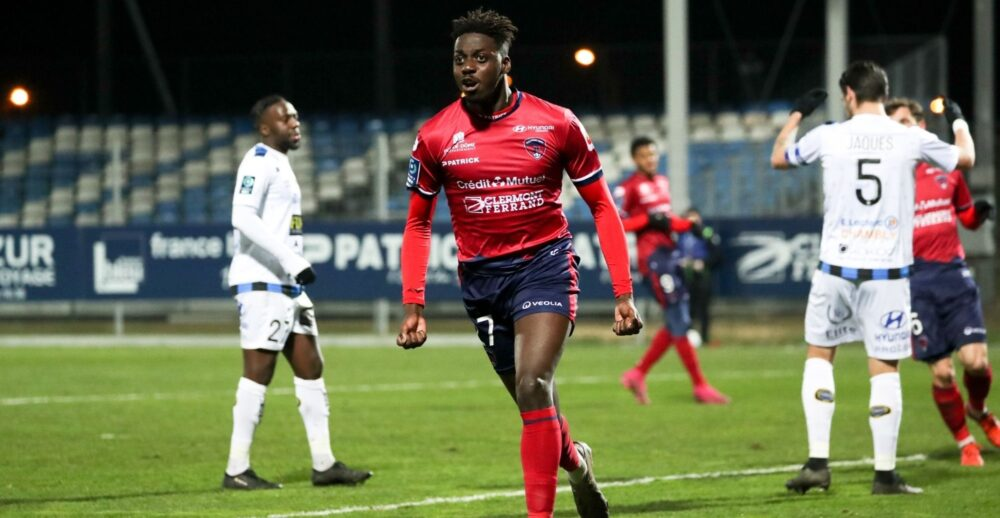 Mohamed Bayo-attaquant Clermont-Guinée