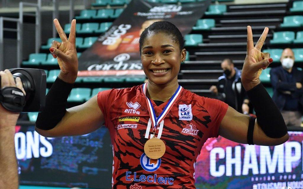 Laeticia Moma Bassoko.