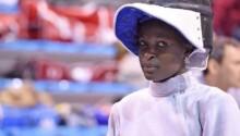 Ndeye Binta-Diongue-escrime au Sénégal
