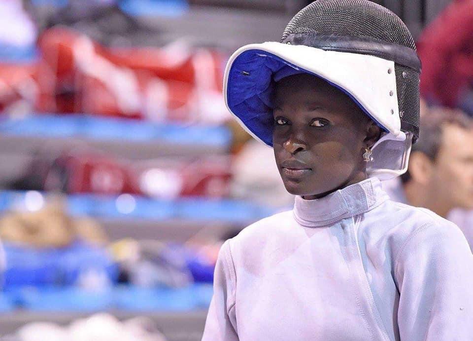 Ndeye Bineta Diongue qualifiée aux JO Tokyo 2020