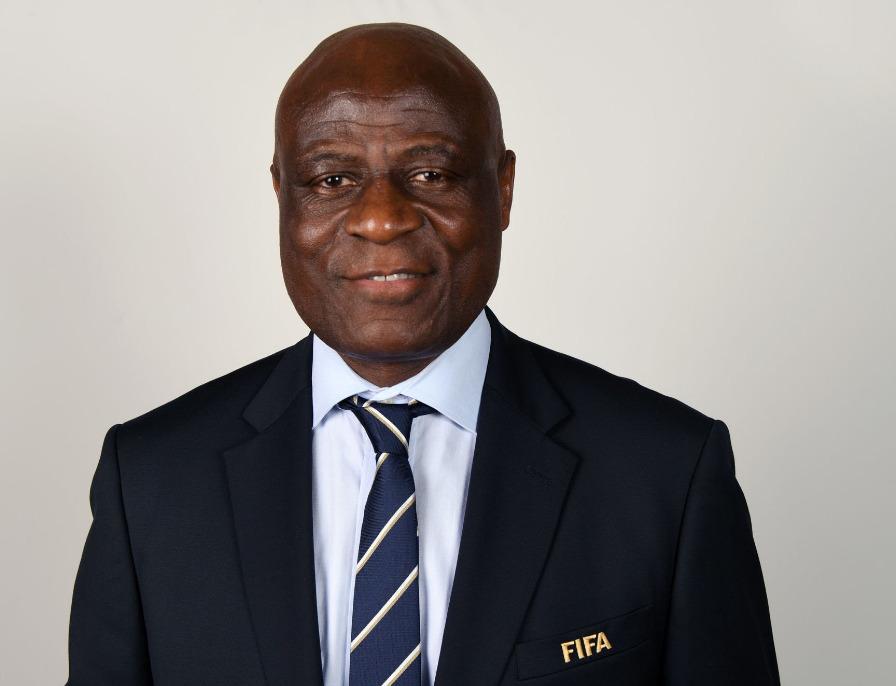 Constant Omari, président de la FECOFA.