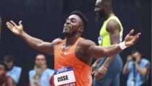 Arthur Gue Cissé-Côte d'Ivoire-100m, JO Tokyo