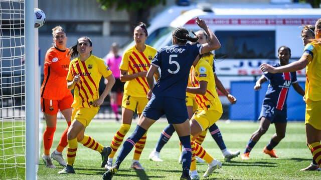 PSG-Barça en Ligue des champions féminine