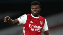 Thomas Partey. Arsenal