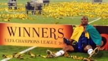 Samuel Eto'o Fils-Ligue des champions-Inter Milan