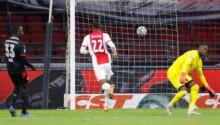 Sébastien Haller, Ajax Amsterdam