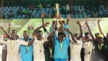 Beach soccer, Sénégal double tenant du titre