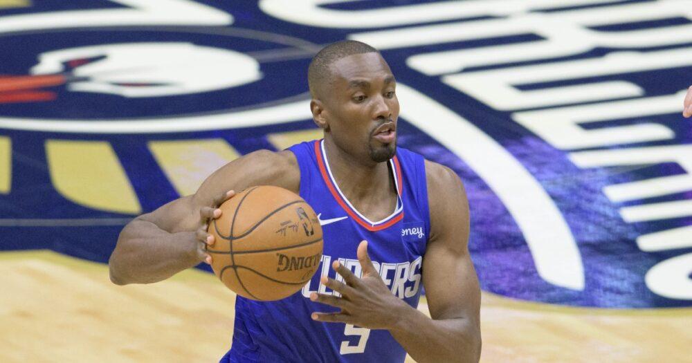 Serge Ibaka, LA Clippers