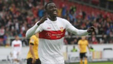 Silas-Wamangituka rookie de la saison en Bundesliga