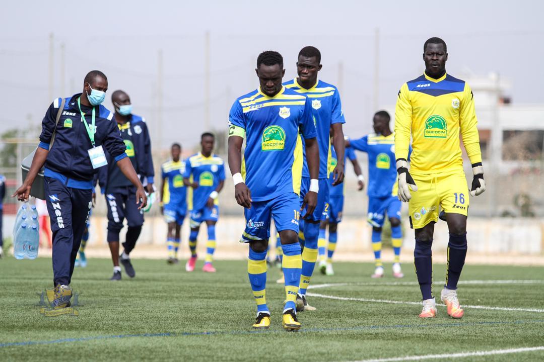 Les Rufisquois de Teungueth FC ont essuyé contre Casa Sports leur deuxième défaite de la saison de Ligue 1.