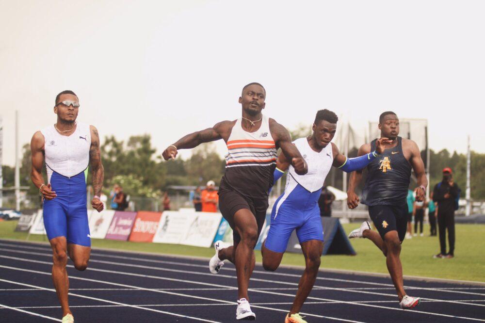 Trayvon Bromell meilleure performance mondiale de l'année