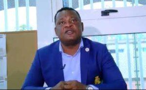 Venacio Tomas Ndong Micha, candidat à la présidence de la FEGUIFUT