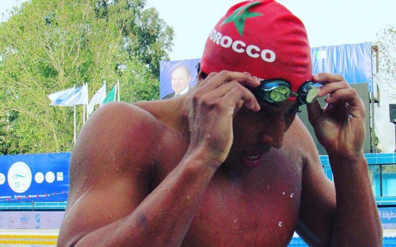 Le nageur Yussuf Tibazi tentera, à Indianapolis, de décrocher le minima pour les Jeux olympiques.