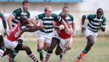 Zimbabwe, champion d'Afrique 2018 rugby à 7