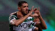 Zouhair Agharbi, Sporting Portugal