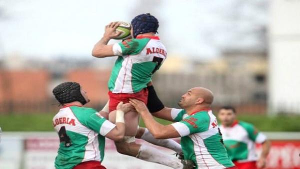 Equipe nationale Algérienne de rugby