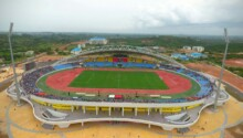 2022 World Cup: Renovation begins as CAF approves Cape Coast Stadium