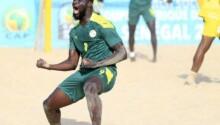 Raoul Mendy-CAN Beach soccer-Sénégal