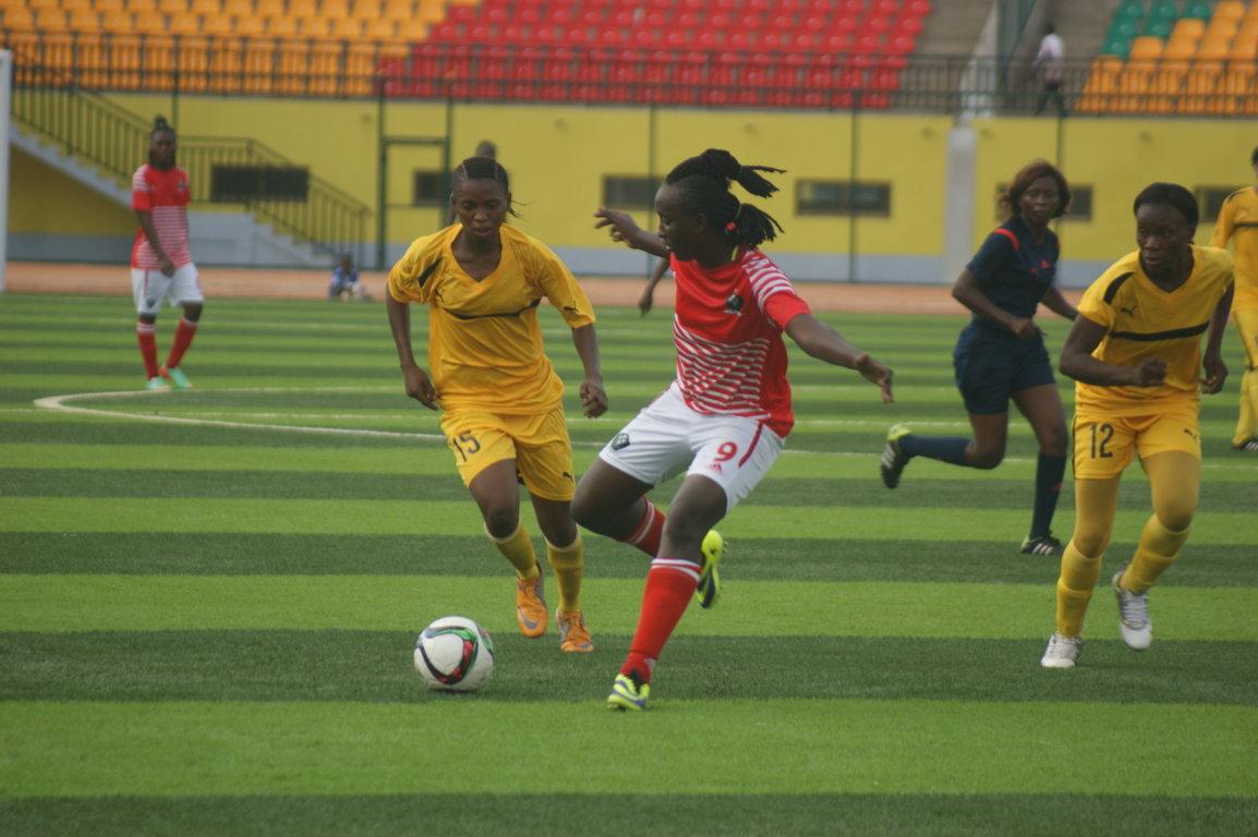 Les footballeuses congolaises vont retrouver la compétition.