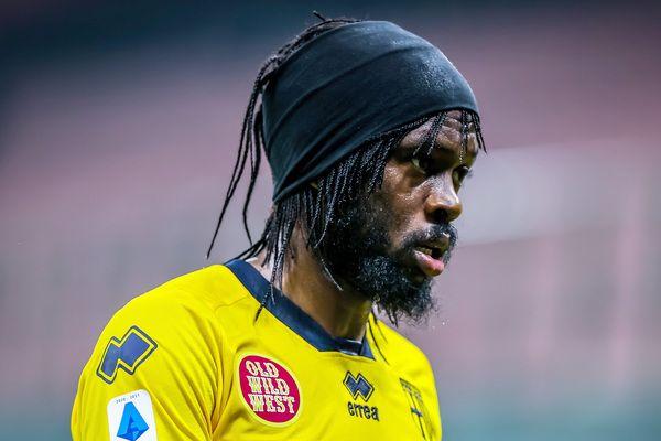 S'il reste à Parme la saison prochaine, l'attaquant ivoirien Gervinho évoluera en Serie B.