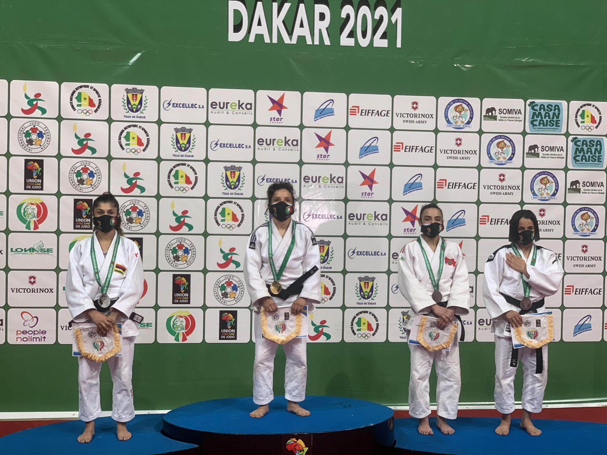 Un podium dames dominé par l'Afrique du Nord.