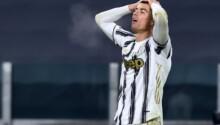Ronaldo, attaquant Juventus de Turin