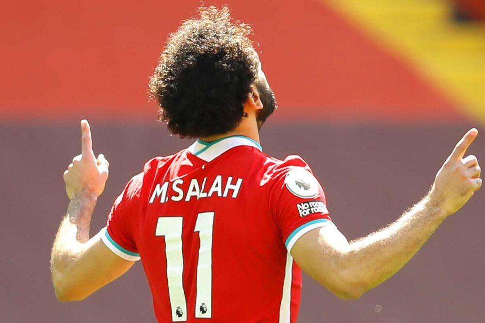 Mohamed Salah Liverpool PSG