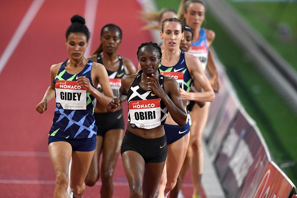 Doha abritera le 28 mai un nouveau duel entre la Kényane Hellen Obiri et l'Ethiopienne Letesenbet Gidey.