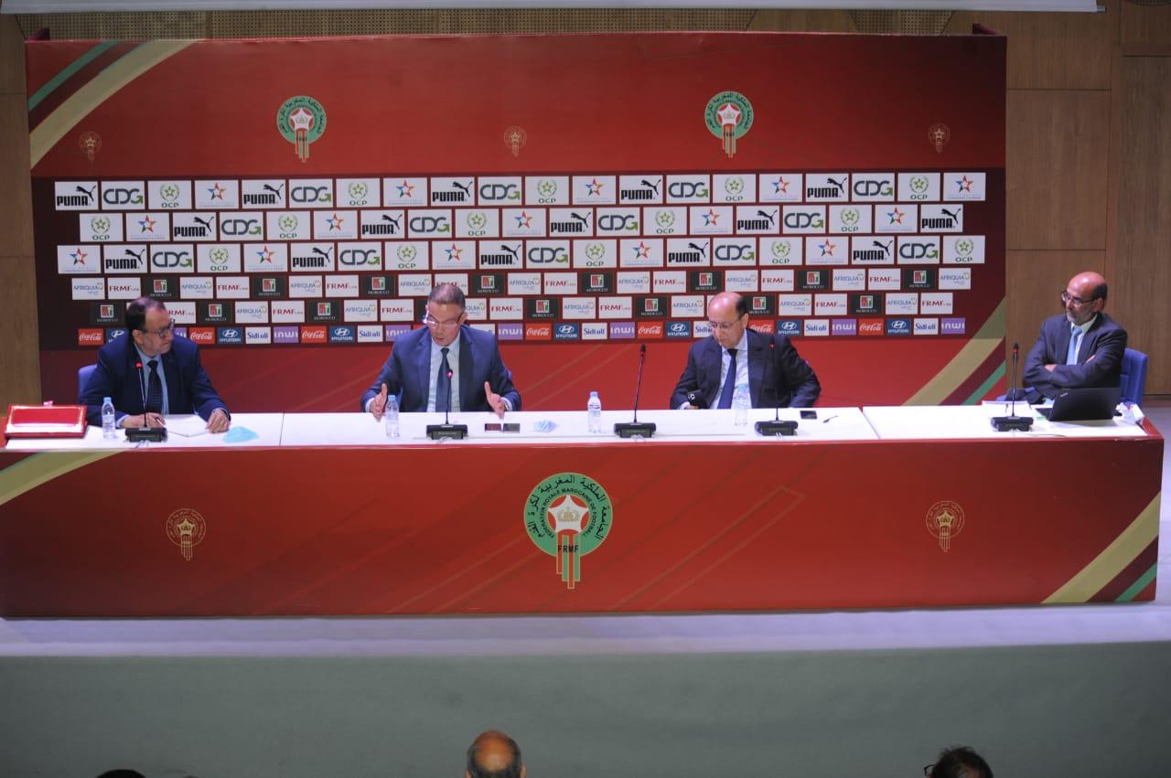 La fédération marocaine, la Ligue pro, le fisc et la Sécurité sociale font équipe pour pousser les clubs à assurer une retraite décente aux joueurs.