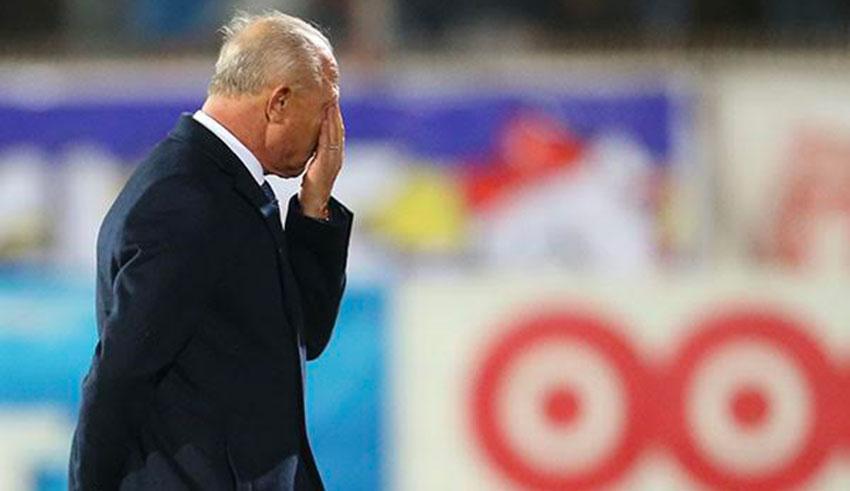 Le président de l'Etoile du sahel est la cible des supporters de son club. Ils réclament sa démission.
