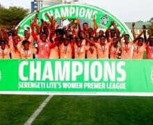 Simba Queens championnes de Tanzanie