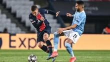 Marco Verratti-Ryad Mahrez, City-PSG