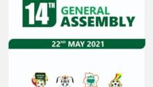 Federation Presidents, General Secretaries arrive for WAFU B General Assembly