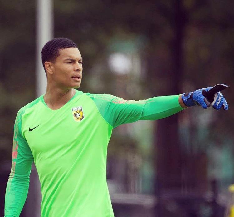 Le jeune gardien de but néerlandais veut jouer sous les couleurs des Black Stars