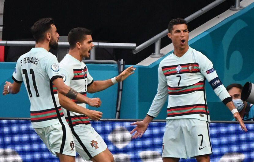 L'UEFA dévoile son équipe type de la compétition sans Portugais Cristiano Ronaldo, meilleur butteur de l'Euro 2021