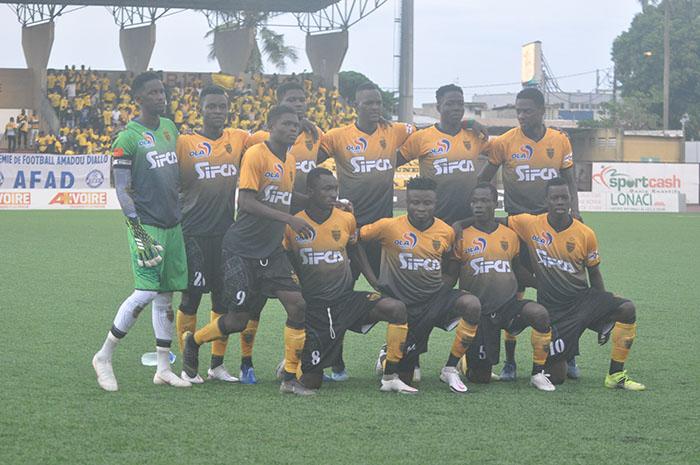 L'Asec retrouve le sommet du football ivoirien.