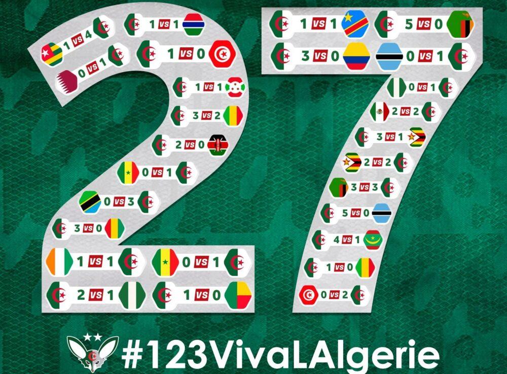 Algérie, Fennecs-Record