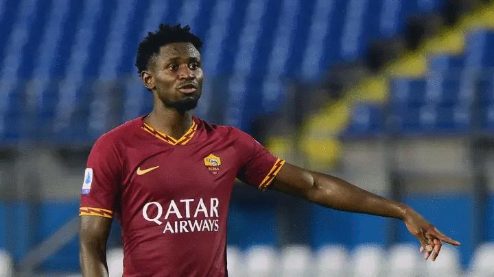 Amadou Diawara-AS Roma