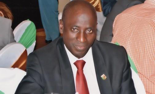 Amadou Togola, le président sortant de la Fédération malienne de cyclisme battu, à la surprise générale, par Sidy Bagayogo.