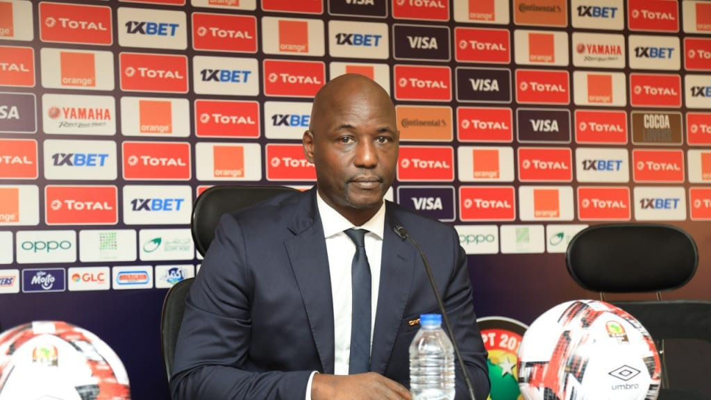 Le Ghanéen Anthony Baffoe.
