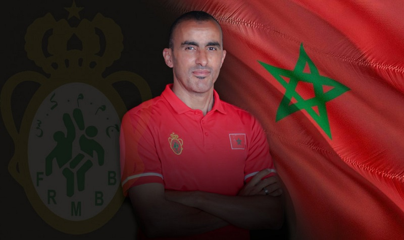 Labib El Hamrani devra qualifier le Maroc au prochain Afrobasket.
