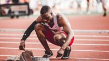 Divine Oduduru un des meilleurs sprinteurs du monde