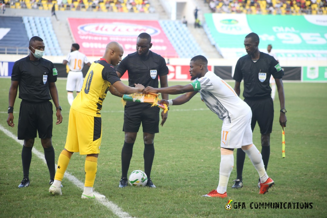 Ghana-Cote D'Ivoire friendly ends in goaless draw - Sport News Africa