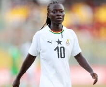 Black Queens Captain bemoans 'neglect' of female footballers by GFA