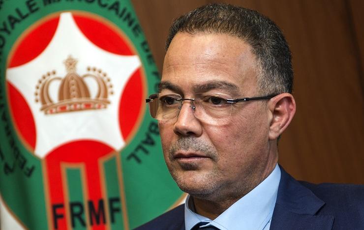 Le président de la Fédération royale marocaine de football a été élu à l'UAFA.