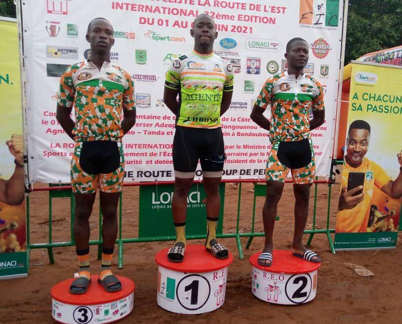 Côte d'Ivoire Tour de l'Est de cyclisme
