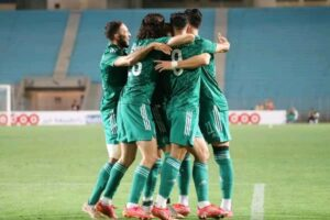 L'Algérie de Belmadi est invincible