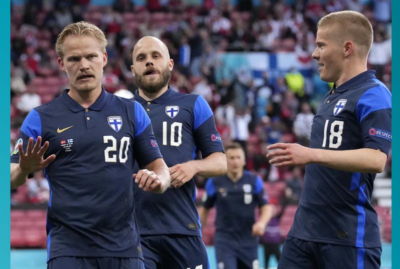 La Finlande domine le Danemark